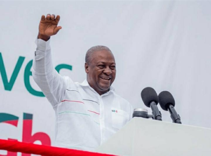 I Am In The Better Position To Becomes President In 2024 So I Need This Support - John Mahama