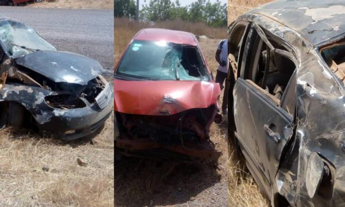 Journalists Accompanying Ashanti Regional Minister On Tour Involved In A Gory Accident