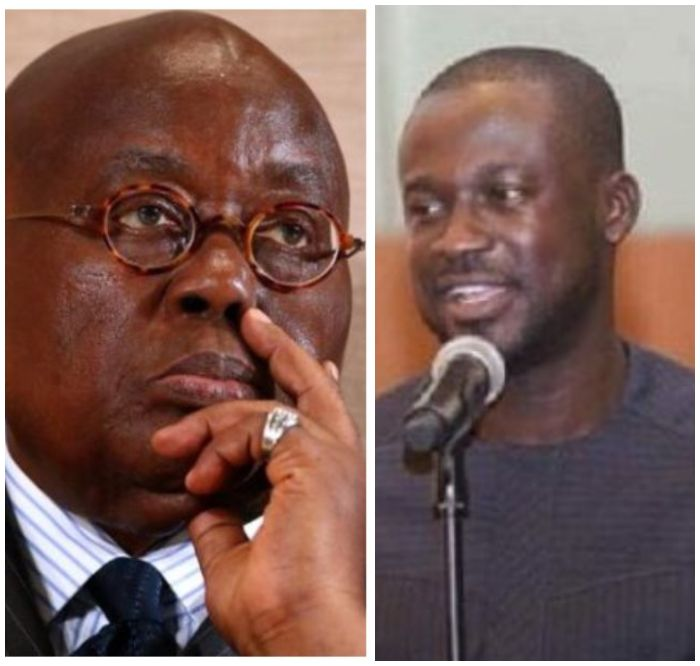 Akufo-Addo's Boy Slapped With Divorce For Bonking The Same Lady Who Disgraced Kan Dapaah