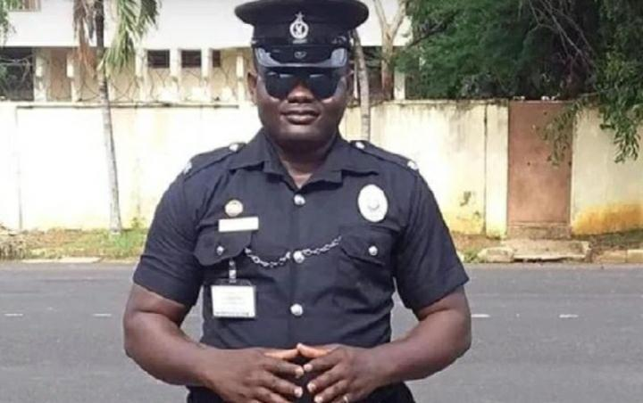 Another Suicide Hits The Ghana Police Service GhBase•com