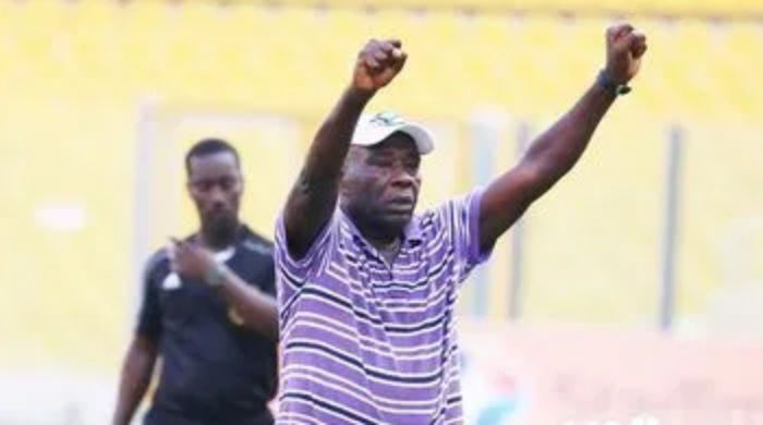 Accra Great Olympics Coach, Annor Walker Sends A Strong Message To Ghana Premier League Contenders