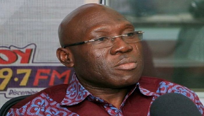 NDC's Inusah Fuseini Defends G.A.Y.S and Le.sb!ans With This Statement