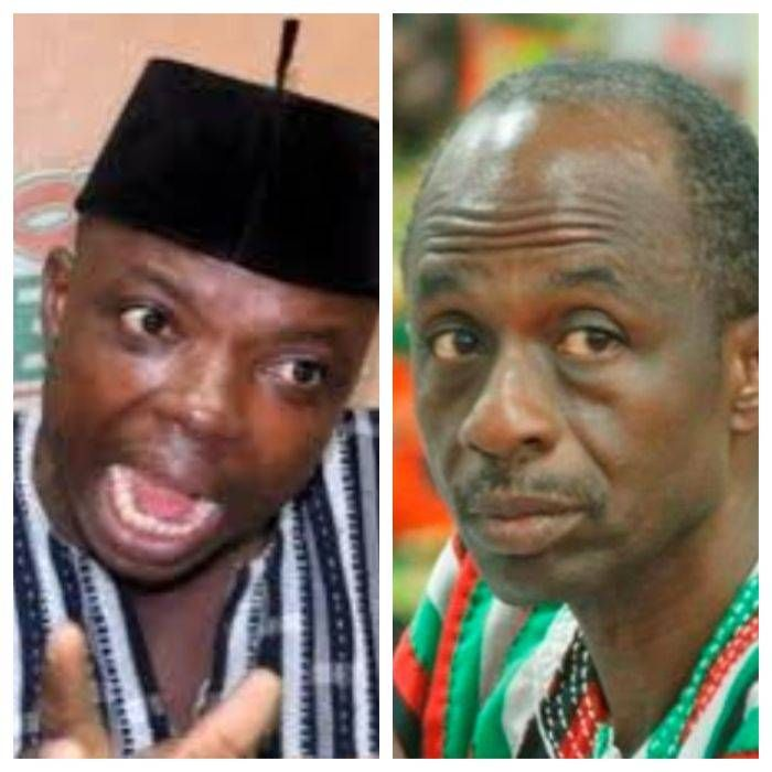 An 'Idiot' Is Finally In Court - Abronye DC Reacts To Asiedu Nketiah's Presence At Supreme Court
