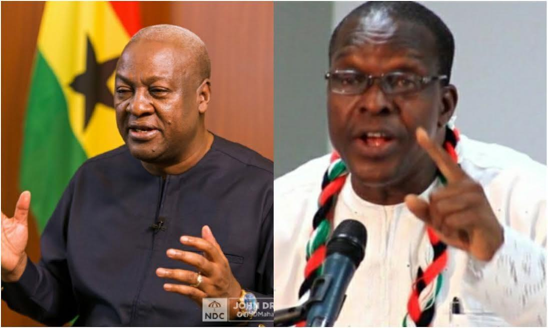 Mahama Was Not the Ideal Candidate for the 2020 Elections