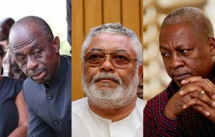 NDC to collapse because of the death of Rawlings