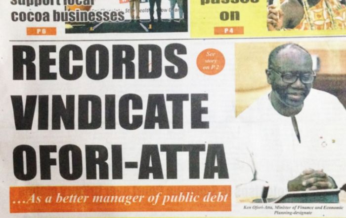 Today's Newspaper Headlines: Monday, February 8, 2021