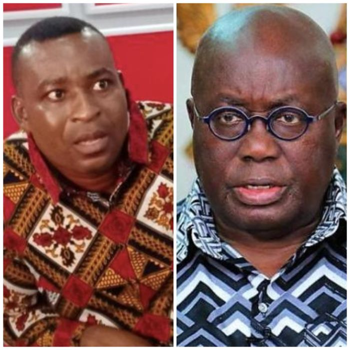 I Don't Agree With You: He Doesn't Deserve Your Appointment - Chairman Wontumi Boldly Tells Akufo Addo