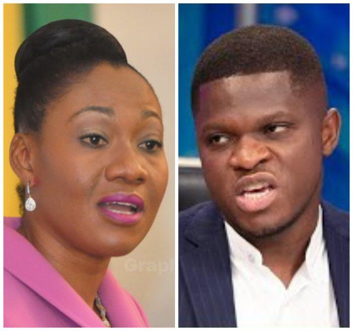 Jean Mensa in trouble as NDC's witness reveals what she told him to tell John Mahama