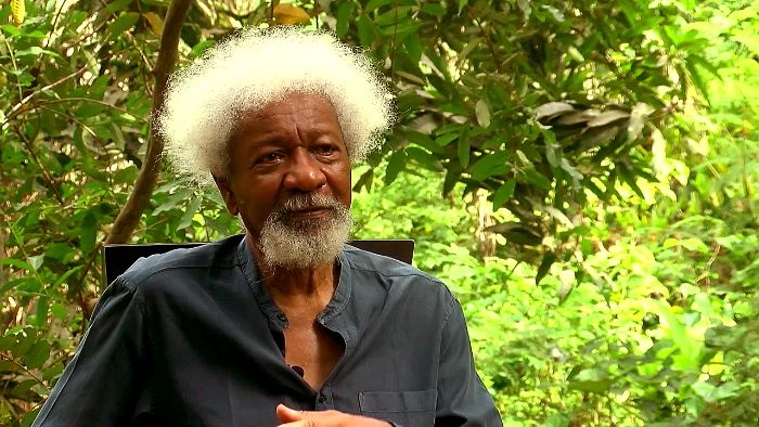 Fulani Herdsman Enters Popular Nigerian Writer, Wole Soyinka's Compound To Search For Missing Cow