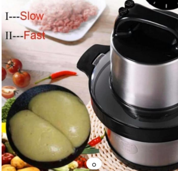 Fufu Pounding Machine in Ghana - Price, Use, Safety Precautions and More