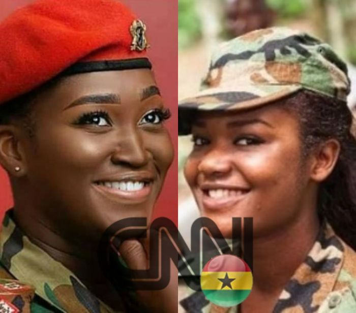 'I Am Ready To Pay For All The Weeding Expenses If You Can Marry Me Under This Condition' - Beautiful Military Lady Reveals