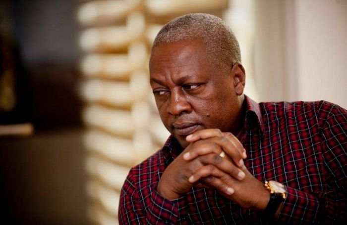 We Are Sorry: You Can't Be A President This Time: John Mahama's 2024 Ambition In Limbo
