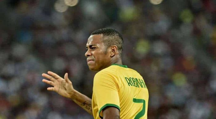 Brazilian and Real Madrid Star, Robinho Sentenced To 9 Years In Prison