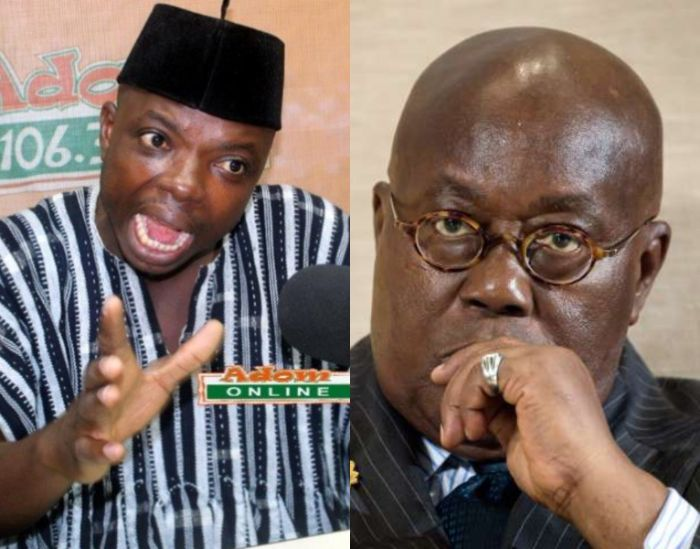 You Are A Disgrace: Even 'Small Boy' Jinapor Is Tackling Galamsey Better Than You – Abronye DC Goes Hard On Akufpo Addo's Choice