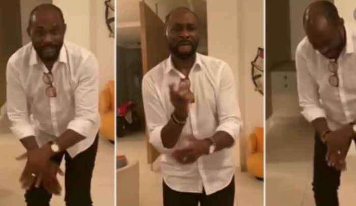 Kizz Daniel Will Be Wondering How Anybody Will Move Like This On His Song – RMD Says With His Killer Moves