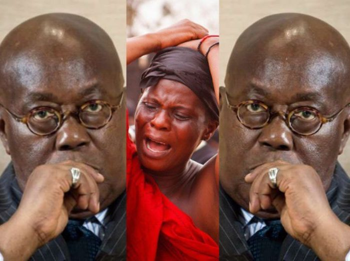 Are You Aware Of The Ritual Killings In Ghana: You Have Made Ghana Hard – NDC Blast Akufo Addo In A Press Statement