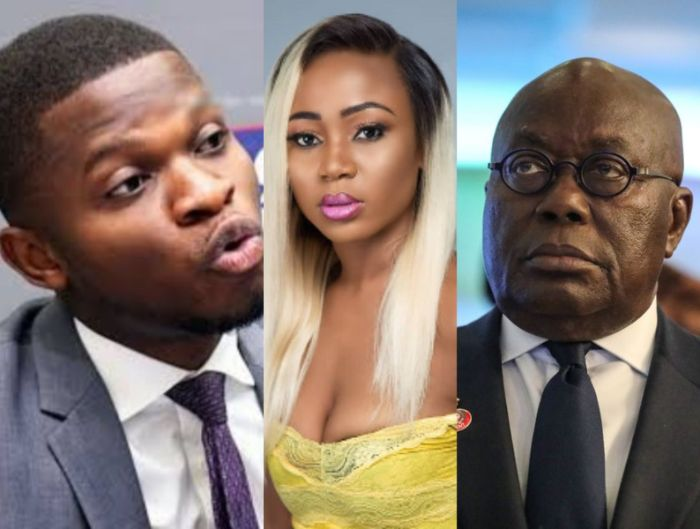 She Is My Girl,Please Pardon Her- Sammy Gyamfi Begs Akufo-Addo On Behalf Of Akuapem Poloo