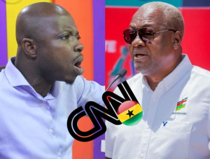 If It Is Peace Mahama Want, He Will Have, If It Is Fire, I Will Give Him Fire - NPP's Abronye DC Clashes With Mahama