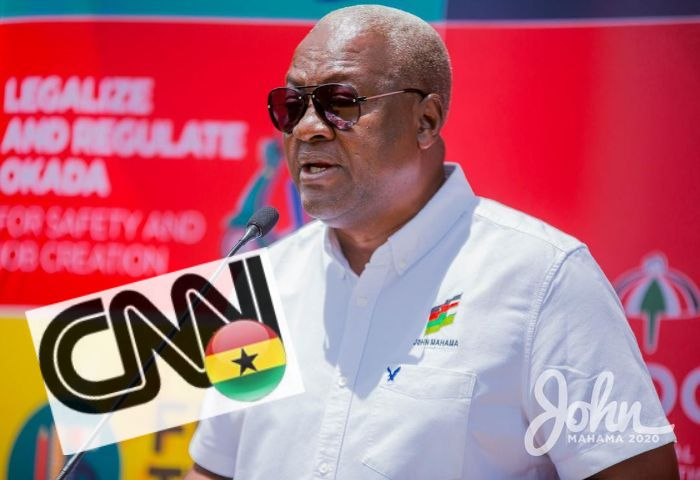 John Mahama Reveals What The NDC Is Going To Do Before The 2024 Elections