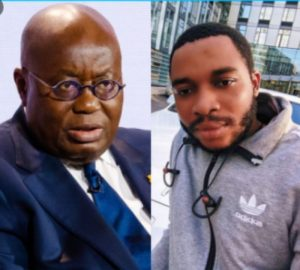 Twene Jonas To Give Dirty Blows To Akufo Addo And Bawumia When He Meets Them