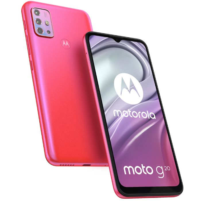 Moto G20 Specifications Leak Tips Camera Details, Android 11 Ahead of Launch