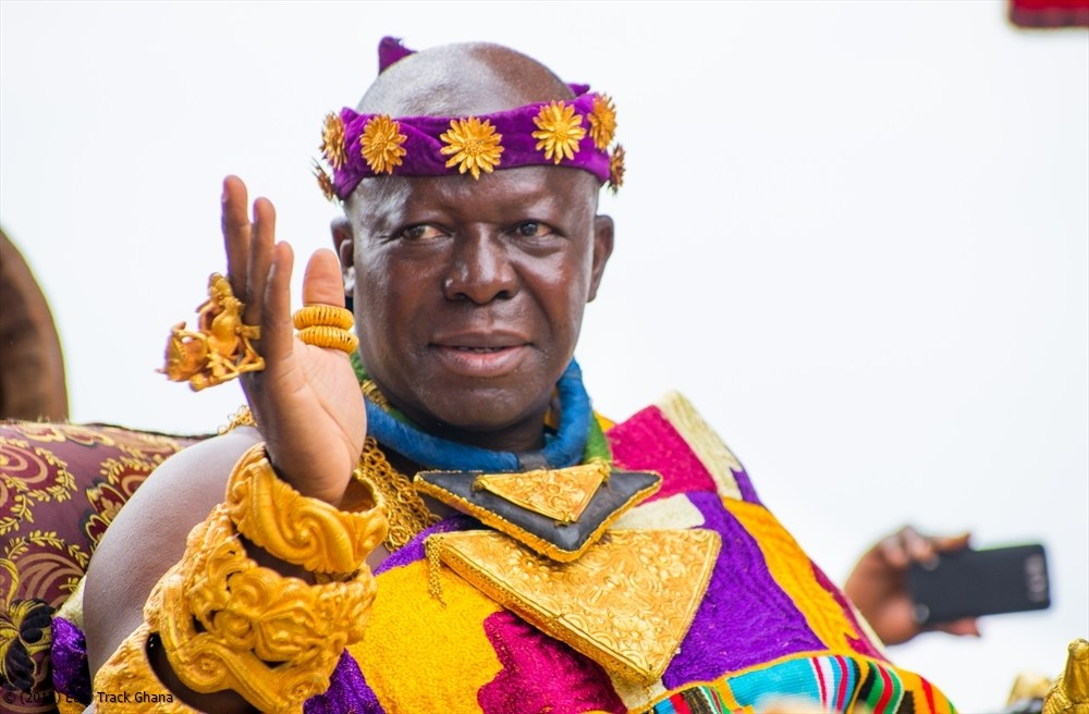You Must Appear Before Me - Otumfuor Begins Investigations Against Two Chiefs For Alleged Involvement In Galamsey