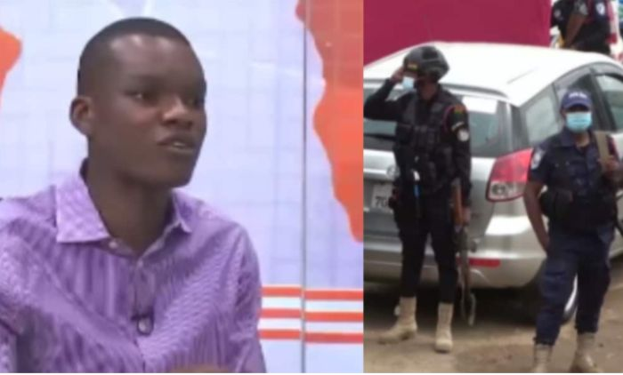 Leaked Video: The Video That Landed Citi TV's Caleb Kudah In Receiving Hot Slaps