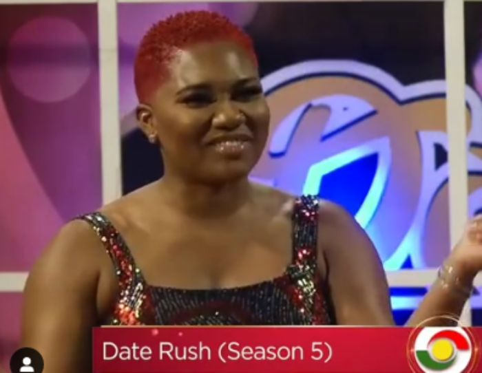 Date Rush: Abena Korkor Goes RAW As She Appears On Date Rush Today (Video)
