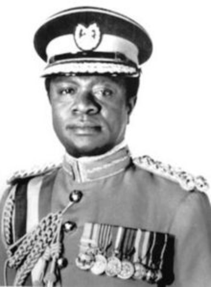 Today In History: How Former Head Of State, General I.K Acheampong Was Executed By Firing Squad On This Day In 1979