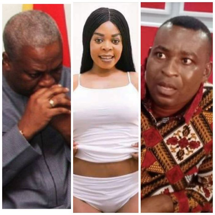 You Used Me In Your Offices And Cars – I Don't Care If I Infected You With AIDS – Joyce Dzidzor Speaks In Pain
