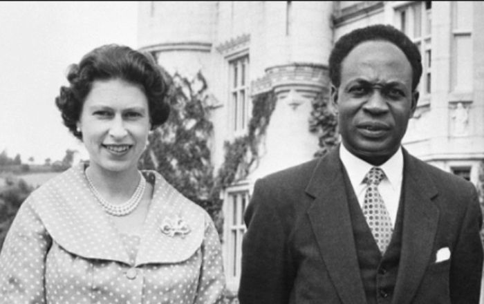 Dr Kwame Nkrumah Was 26 Years Older Than His Wife; Fathia - Son Of Kwame Nkrumah Speaks