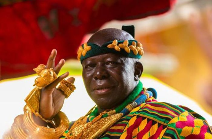 Socking Details: Asantehene Otumfuor Osei Tutu Allegedly Has A South African Girlfriend Who Gave Birth for Him