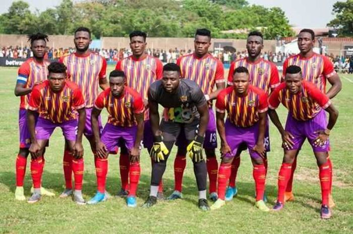 Watch Highlights Of Accra Hearts Of Oak's 6-1 Defeat Against Wydad Casablanca