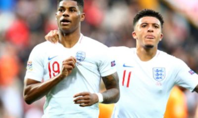 English Players Face Flood of Racist Messages After Missing Euro 2020 Penalties