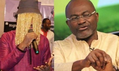 'How There You' - Kennedy Agyapong Finally Breaks Silence Over Anas' Secrete Video Of Him