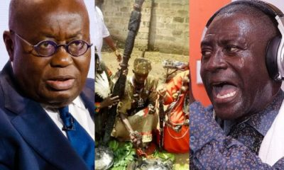 Captain Smart Drops The List Of Political Gurus Who Went To Benin For Spiritual Powers To Harm Akufo-Addo
