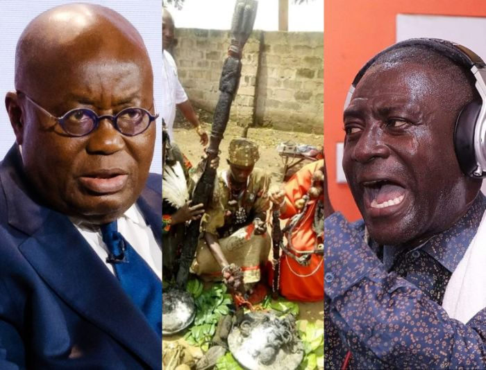 President Akufo-Addo's Hobby Is Stealing; He Sits And Dines With Corruption – Captain Smart