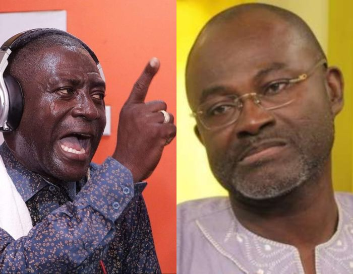 Ghanaians Should Not Call Kennedy Agyapong By The Title 'Honourable' - Captain Smart Commands Fire (Video)