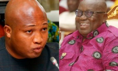 He Is A Good Person - Okudzeto Applause Prez. Akufo-Addo For The First Time