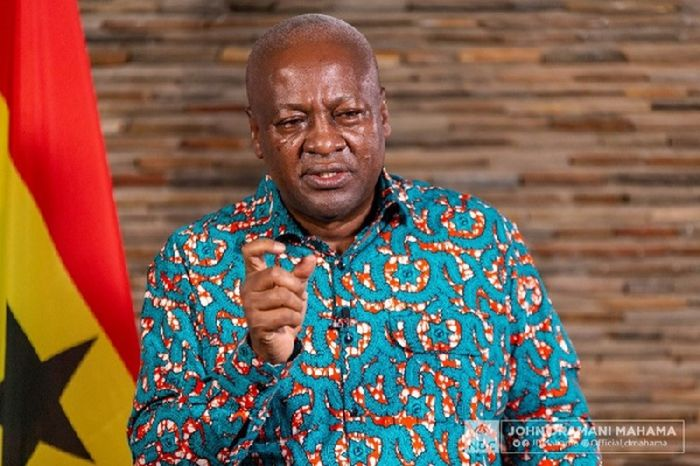 This Is What John Mahama Has To Say On The Anti-Gay Bill
