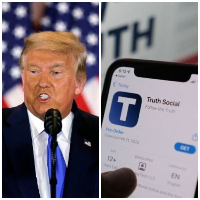 Donald Trump Launches His Own App And Social Media Site