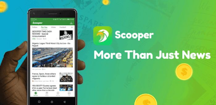 Write For Scopper News Ghana App And Get Paid - APPLY
